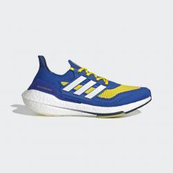 Adidas Ultraboost 21 azul FZ1926