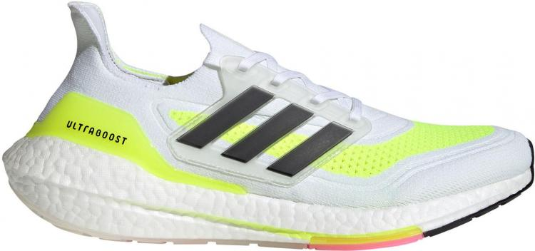 Adidas Ultraboost 21 blanca fy0377