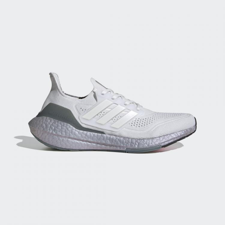 Adidas Ultraboost 21 blanca FY0383