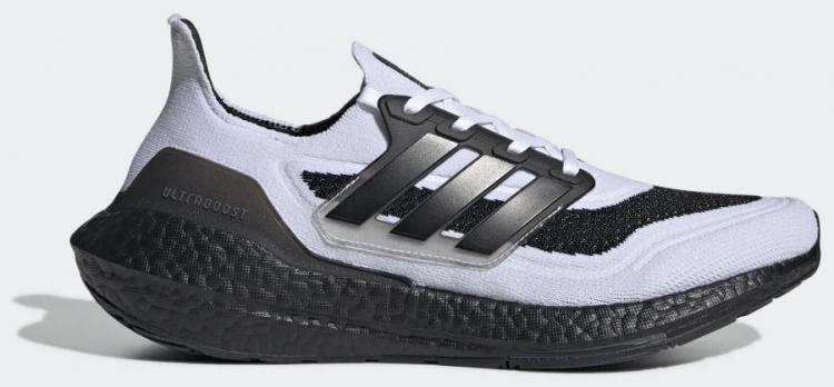 Adidas Ultraboost 21 blanca S23708