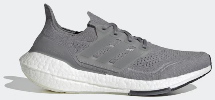 Adidas Ultraboost 21 gris FY0381