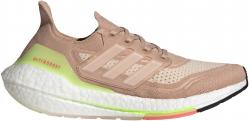 Adidas Ultraboost 21 mujer marrón fy0399