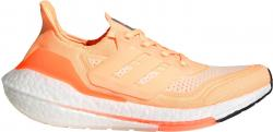 Adidas Ultraboost 21 mujer naranja fz1917
