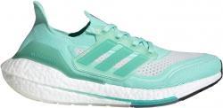 Adidas Ultraboost 21 mujer verde fy0409