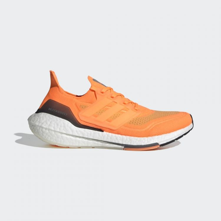 Adidas Ultraboost 21 naranja FZ1920