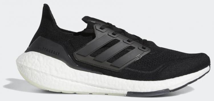 Adidas Ultraboost 21 negra FY0378