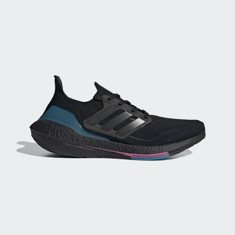 Adidas Ultraboost 21 negra FZ1921