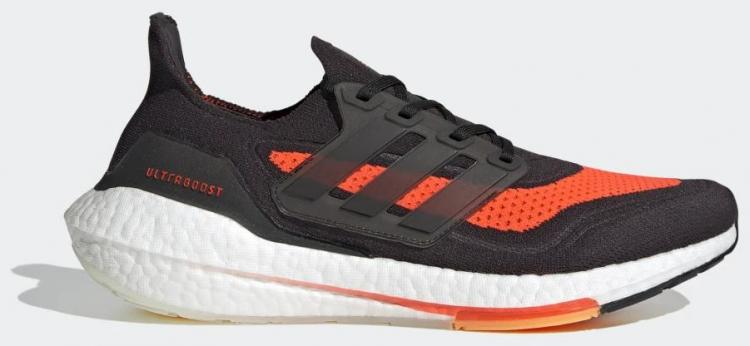 Adidas Ultraboost 21 negra FZ2559