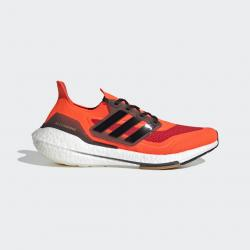 Adidas Ultraboost 21 rojo FZ1924