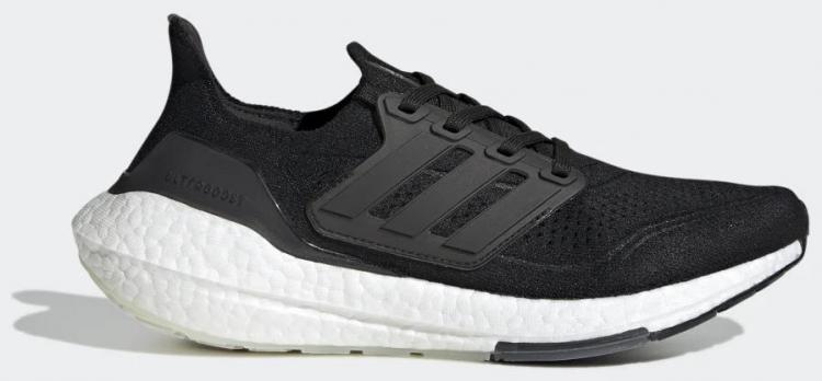 Adidas Ultraboost 21 Women negra fy0402