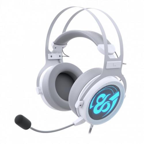 Newskill Kimera V2 Ivory Auriculares Gaming 7.1 RGB blanca NSHSKIMERAV2IVO