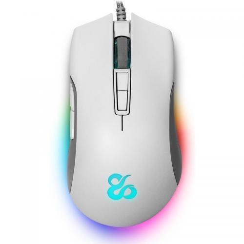 Newskill Eos Ivory Ratón Gaming Professional RGB 16000DPI Blanco blanca NSMSEOSIVORY